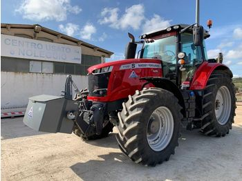 MASSEY FERGUSON MF7720 S Dyna VT  for rent - tracteur agricole