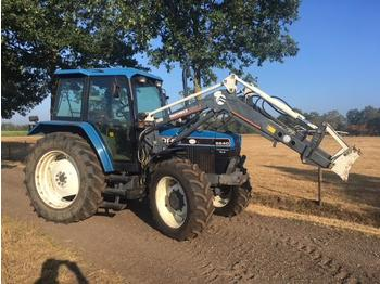 Tracteur agricole NEW HOLLAND 6640SLE TRACTOR MET LADER