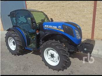 NEW HOLLAND T4.100FB - tracteur agricole