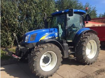Tracteur agricole NEW HOLLAND T6050 PLUS TRACTOR
