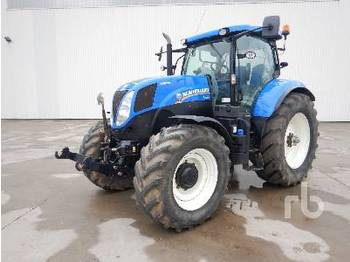 NEW HOLLAND T7.210 4x4 Tracteur Agricole - tracteur agricole