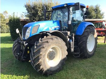 NEW HOLLAND T7-250 - tracteur agricole