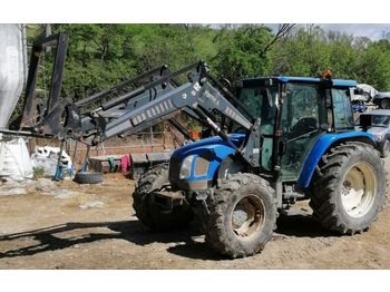 NEW HOLLAND TL100A - tracteur agricole