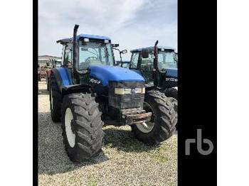 Tracteur agricole NEW HOLLAND TM125