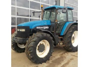 New Holland 8360 - tracteur agricole