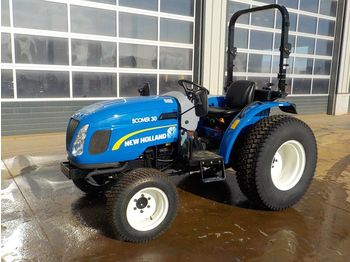 New Holland Boomer 30 - tracteur agricole
