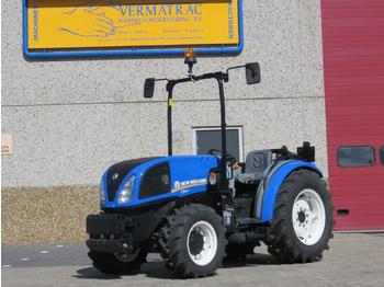 New Holland T3.80F - tracteur agricole