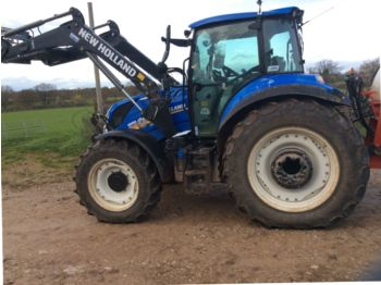 Tracteur agricole New Holland T5 110 Electrocommand: photos 1