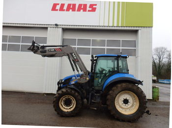 Leasing New Holland T5.95 - tracteur agricole
