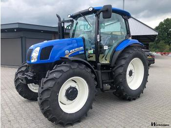 New Holland T6020 Delta - tracteur agricole