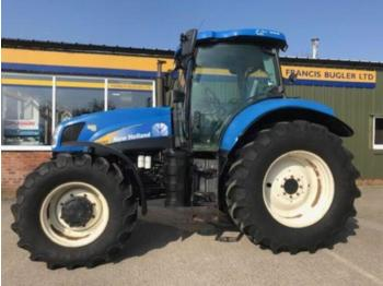 New Holland T6080 POWER COMMAND - tracteur agricole