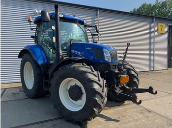 New Holland T6.160 AC - tracteur agricole