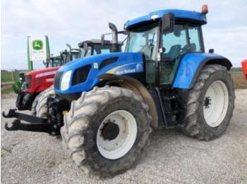New Holland T7550 - tracteur agricole