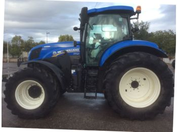 New Holland T7.185 - tracteur agricole