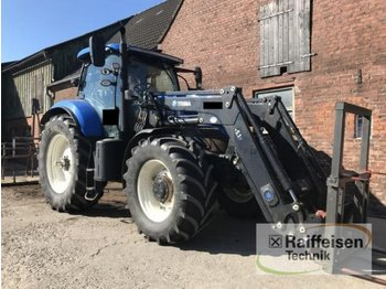 New Holland T7.200 - tracteur agricole