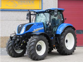 New Holland T7.210AC - tracteur agricole