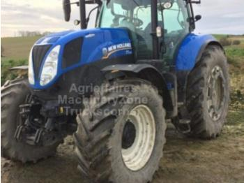 New Holland T7.210 AUTOCOMMAND - tracteur agricole