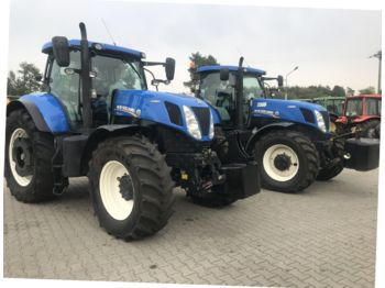 New Holland T7.270 AUTOCOMMAND - tracteur agricole