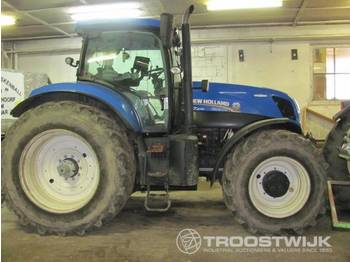 New Holland T7.270 AUTOCOMMAND BZ - tracteur agricole