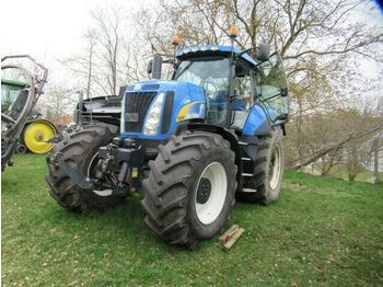Tracteur agricole New Holland T8040 4x4, Frontkraftheber, Klima, 4 x DW