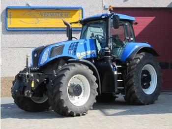 New Holland T8.435 - tracteur agricole