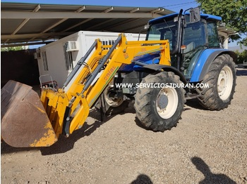 Tracteur agricole New Holland TL100