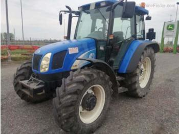 Tracteur agricole New Holland TL100A