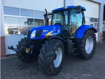 New Holland TS135A - tracteur agricole