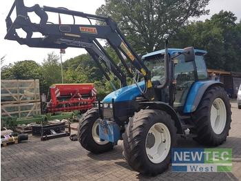 New Holland TS 115 - tracteur agricole