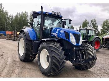 New Holland T 7.250  - tracteur agricole