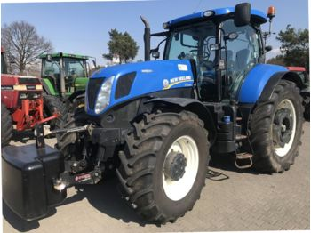 New Holland T 7.270 AUTOCOMMAND - tracteur agricole