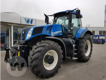 New Holland T 8.380 UC - tracteur agricole