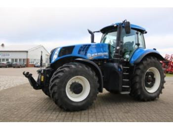 Tracteur agricole New Holland t 8.380 ac