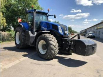 Tracteur agricole New Holland t 8.420 ac