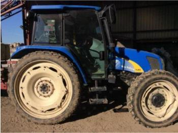 Tracteur agricole New Holland tl 100 a: photos 1