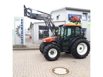 New Holland tn 65 d - tracteur agricole