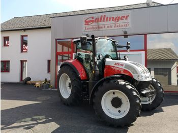 Steyr 4110 Multi  - tracteur agricole