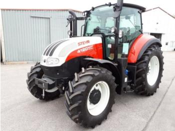 Tracteur agricole Steyr 4120 Multi