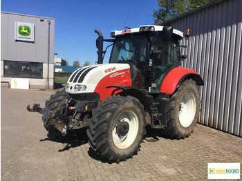 Steyr 6130 CVT Profi Tractor Tractor Tracteur Trattori - tracteur agricole