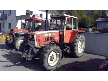 Steyr 8120 A  - tracteur agricole