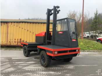 Linde S40 - chariot latéral