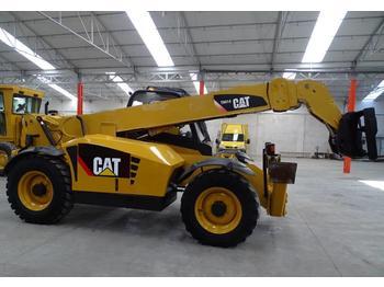 Chariot télescopique Caterpillar TH414