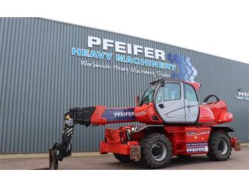 Chariot télescopique Manitou MRT2550 PRIVILEGE PLUS Valid inspection, *Guarante