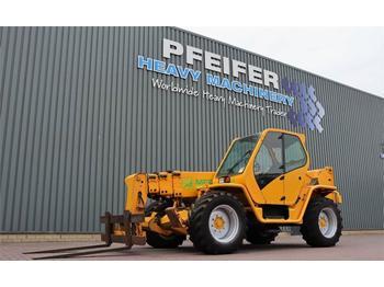 Chariot télescopique Merlo P40.16K Diesel, 4x4x4 Drive, 15.6m Lifting Height,