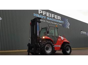 Chariot tout terrain Manitou M50-4 S4 EU Valid inspection, *Guarantee! 5000 kg