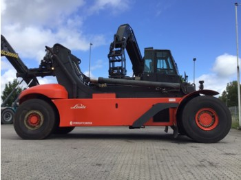 Reach stacker LINDE C4531TL