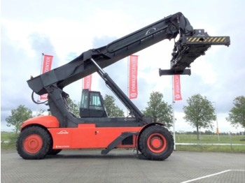 LINDE C4535TL  - reach stacker