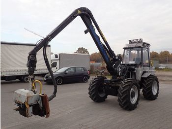 VIMEK 404 T5 / 2,7k mth / CAT Engine / Crane 4,6m / ac / 1 owner - abatteuse