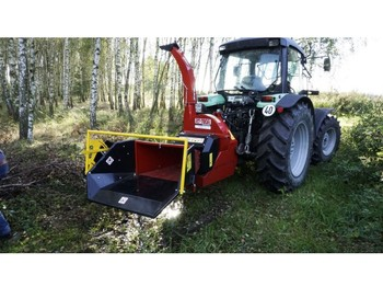 Remet RT-720R - broyeur forestier