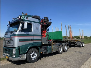 Camion grumier Doll A320 Doll holz wood hout